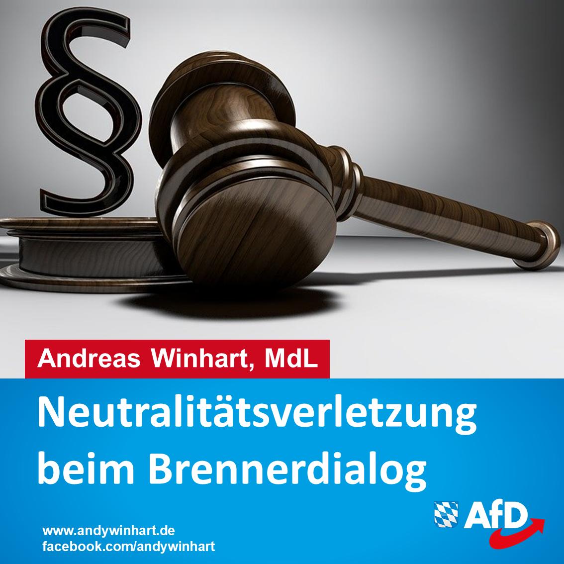 AfD-Landtagsabgeordnete kritisieren Riedrich (ÜWG)